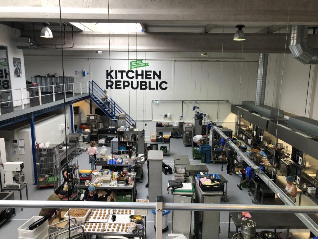 Kitchen Republic breidt vierkante meters uit