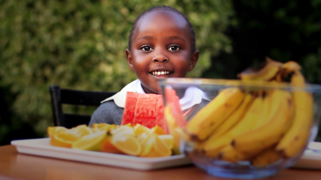 Groente en fruit voor iedereen!