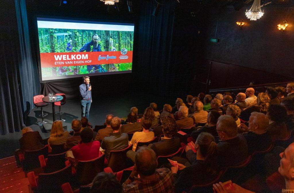 Geslaagd event in samenwerking met het IFFG  in theater Peeriscoop Gorinchem