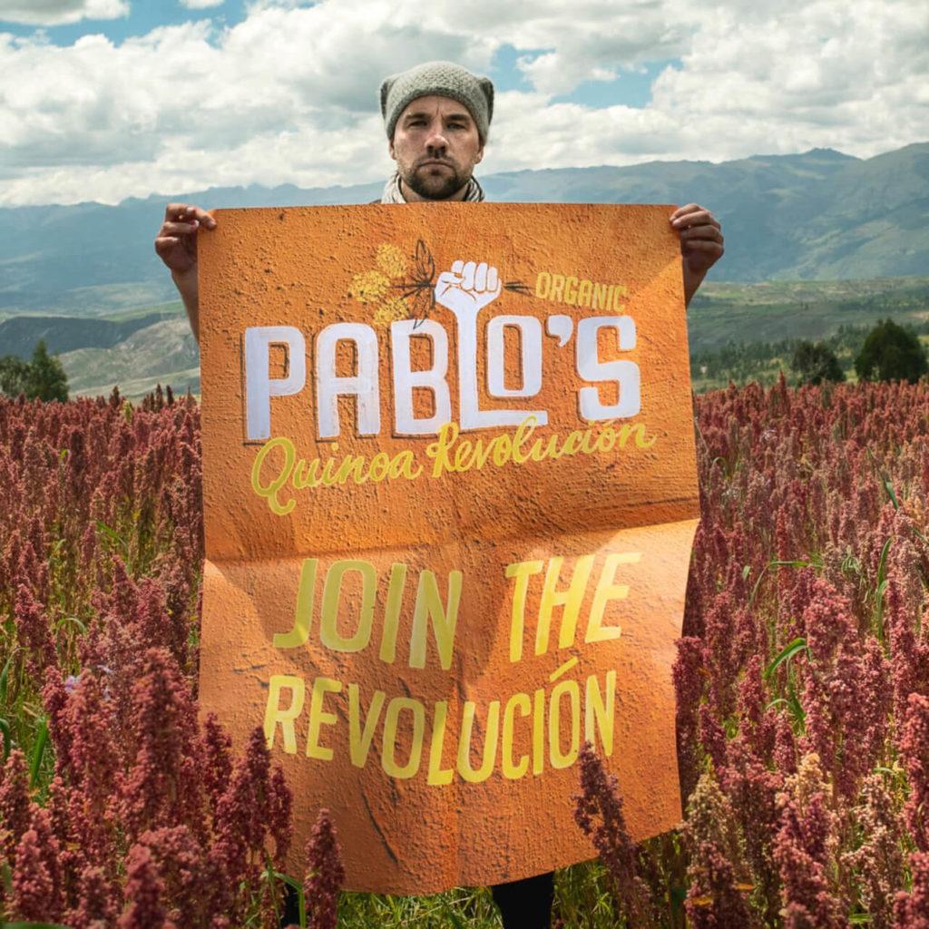 Investering in Pablo's Quinoa Revolucíon
